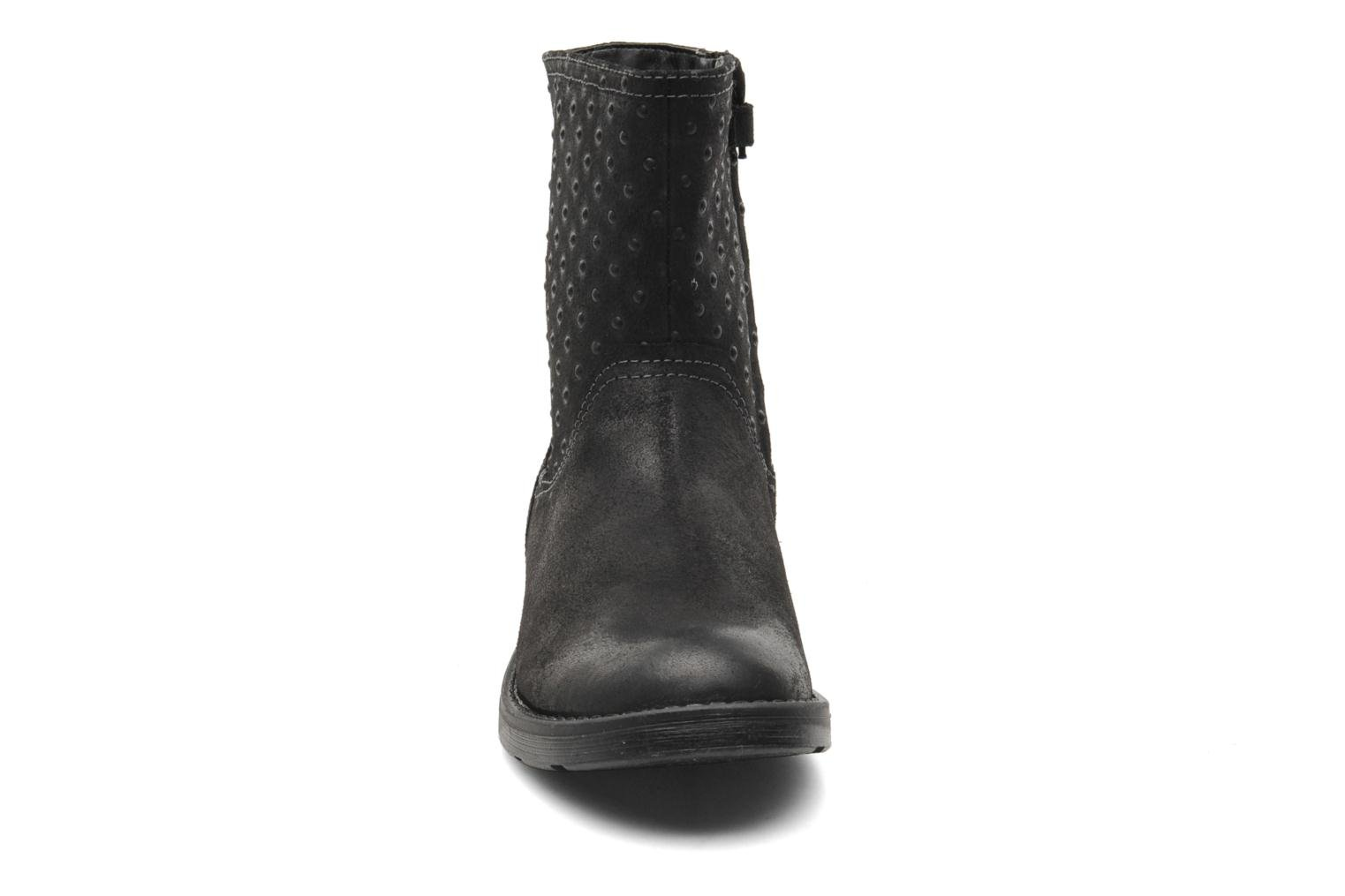 Ankle boots Geox JR SOFIA A Black model view