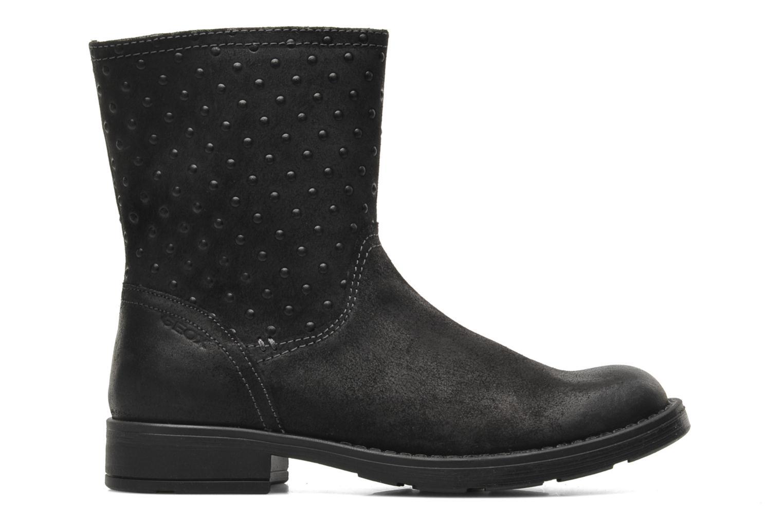 Stiefeletten & Boots Geox JR SOFIA A schwarz ansicht von hinten