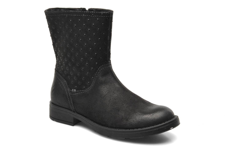 Stiefeletten & Boots Geox JR SOFIA A schwarz detaillierte ansicht/modell