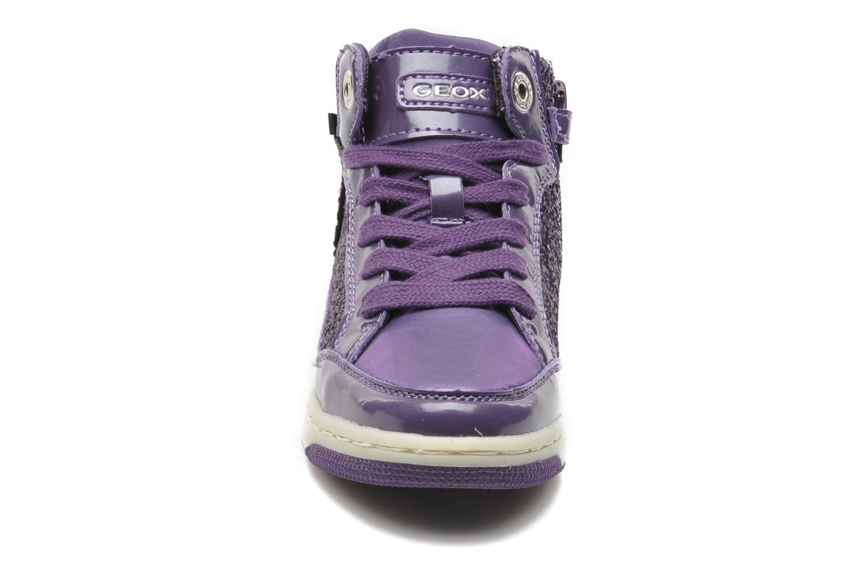Sneakers Geox JR CREAMY B Paars model