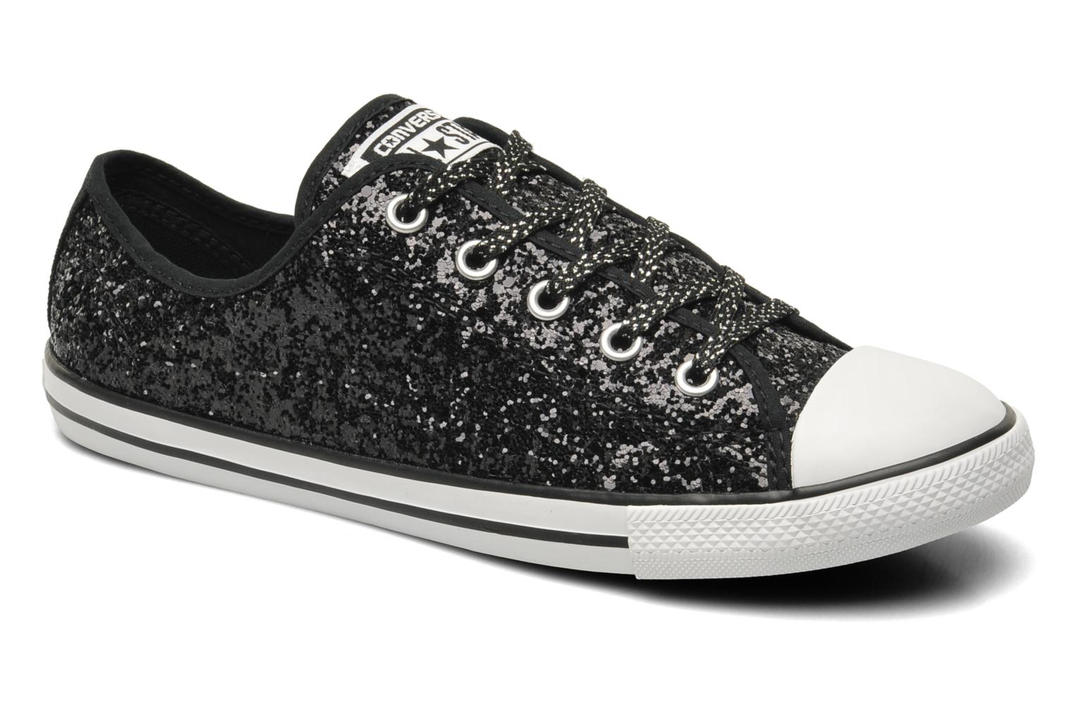 Converse All Star Dainty Canvas Ox Noir uOBe0B5x