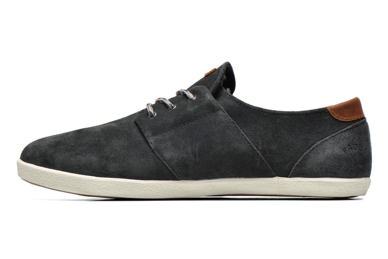 Sneakers Faguo Cypress Suede Grijs voorkant
