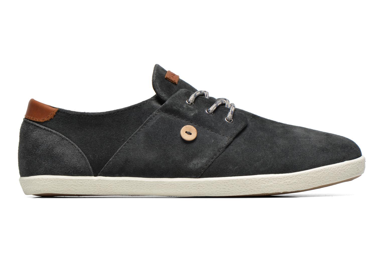 Sneakers Faguo Cypress Suede Grijs achterkant