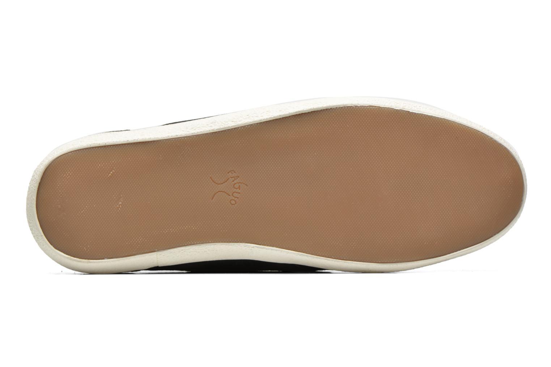 Sneakers Faguo Cypress Suede Grijs boven