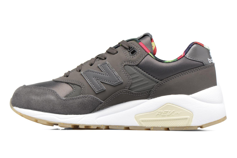 Sneakers New Balance WRT580 Grigio immagine frontale