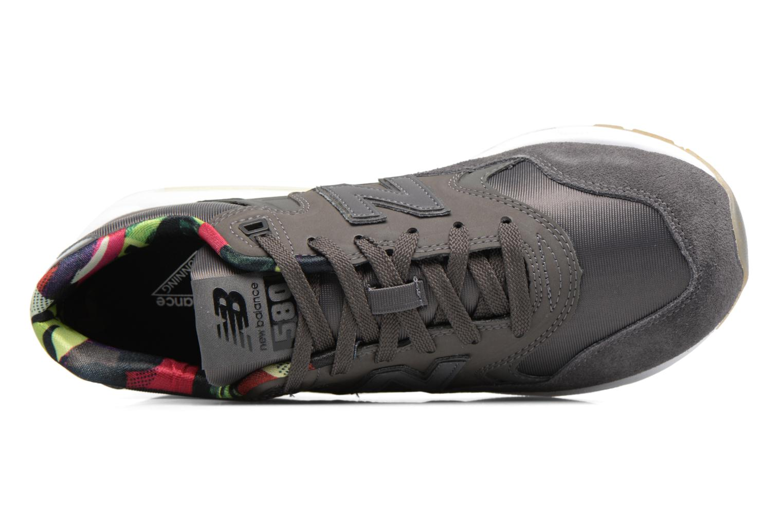 Sneakers New Balance WRT580 Grigio immagine sinistra