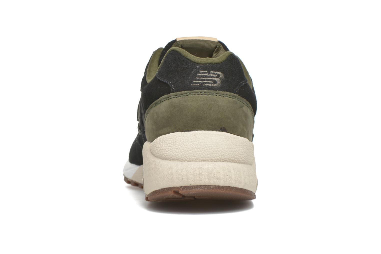 Baskets New Balance MRT580 Vert vue droite