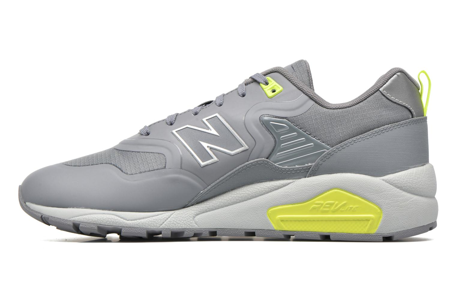 Baskets New Balance MRT580 Gris vue face