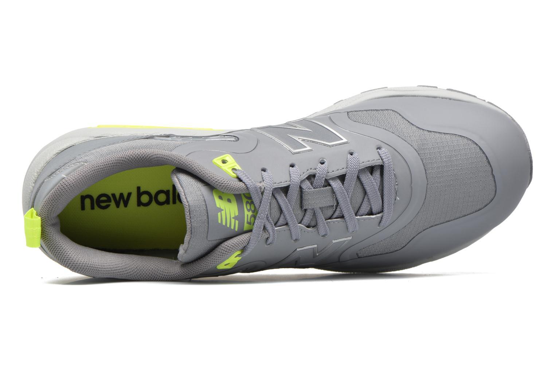 Sneakers New Balance MRT580 Grigio immagine sinistra
