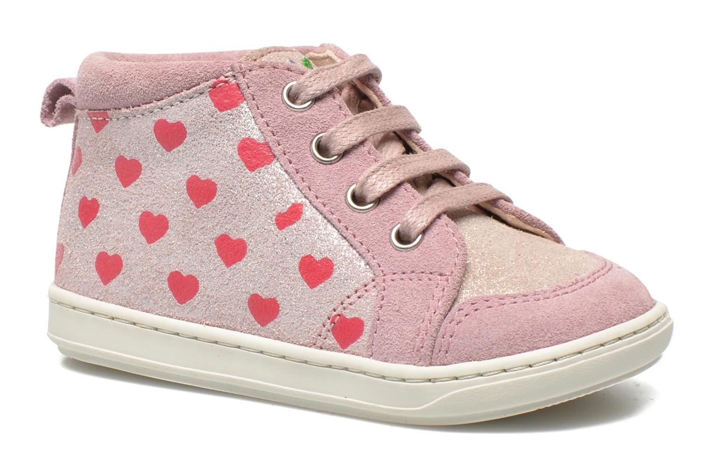 Boots en enkellaarsjes Shoo Pom Bouba Bump Roze detail