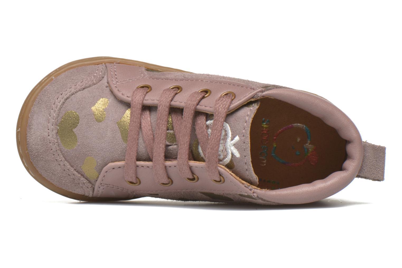 Ankelstøvler Shoo Pom Bouba Bump Pink se fra venstre