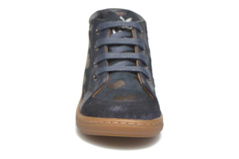 Ankle boots Shoo Pom Bouba Bump Blue model view