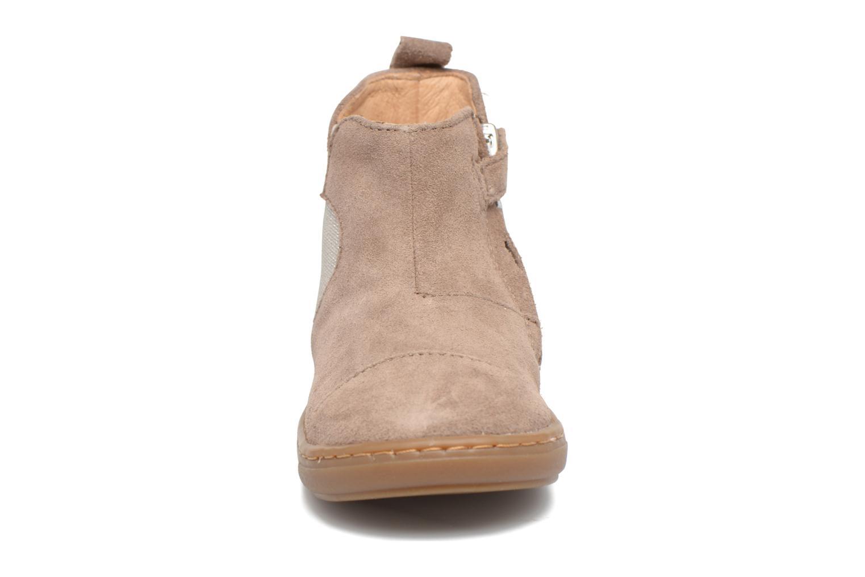 Ankle boots Shoo Pom Bouba Apple Beige model view