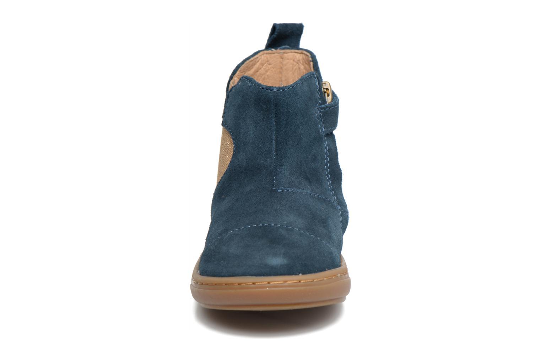 Ankle boots Shoo Pom Bouba Apple Blue model view