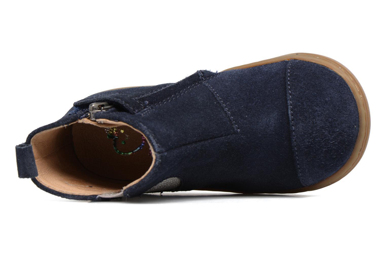 Bottines et boots Shoo Pom Bouba Apple Bleu vue gauche