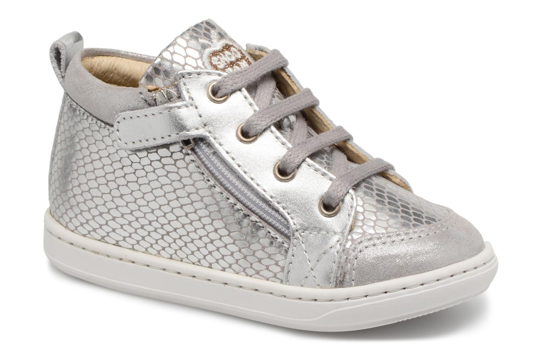 Boots en enkellaarsjes Shoo Pom Bouba Bi Zip Grijs detail