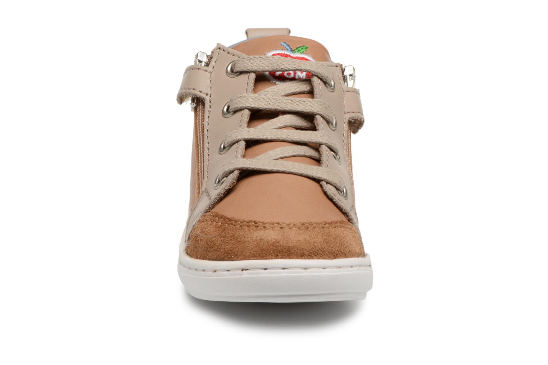 Bouba Bi Zip Camel/Taupe/Jeans