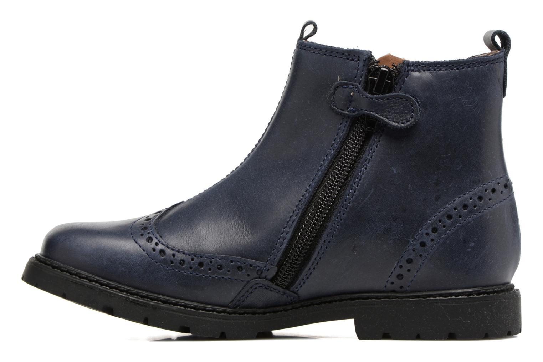 Boots en enkellaarsjes Start Rite Digby Blauw voorkant