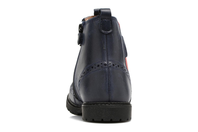 Boots en enkellaarsjes Start Rite Digby Blauw rechts