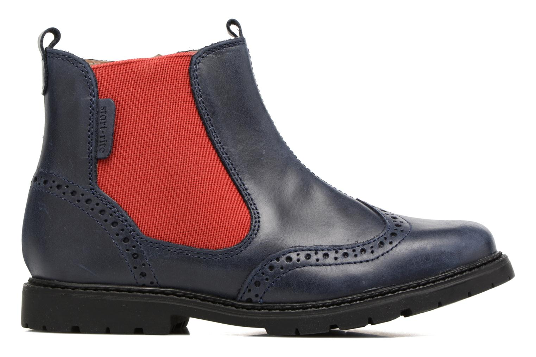 Boots en enkellaarsjes Start Rite Digby Blauw achterkant