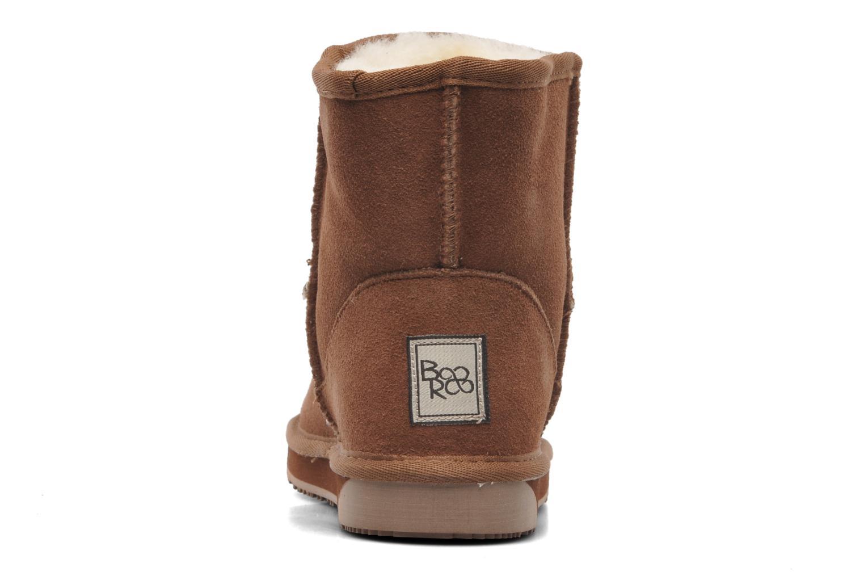 Bottines et boots Boo roo Minnie Marron vue droite