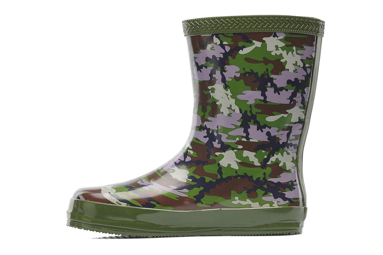 Boots & wellies Havaianas Aqua Kids Camuflada Green front view