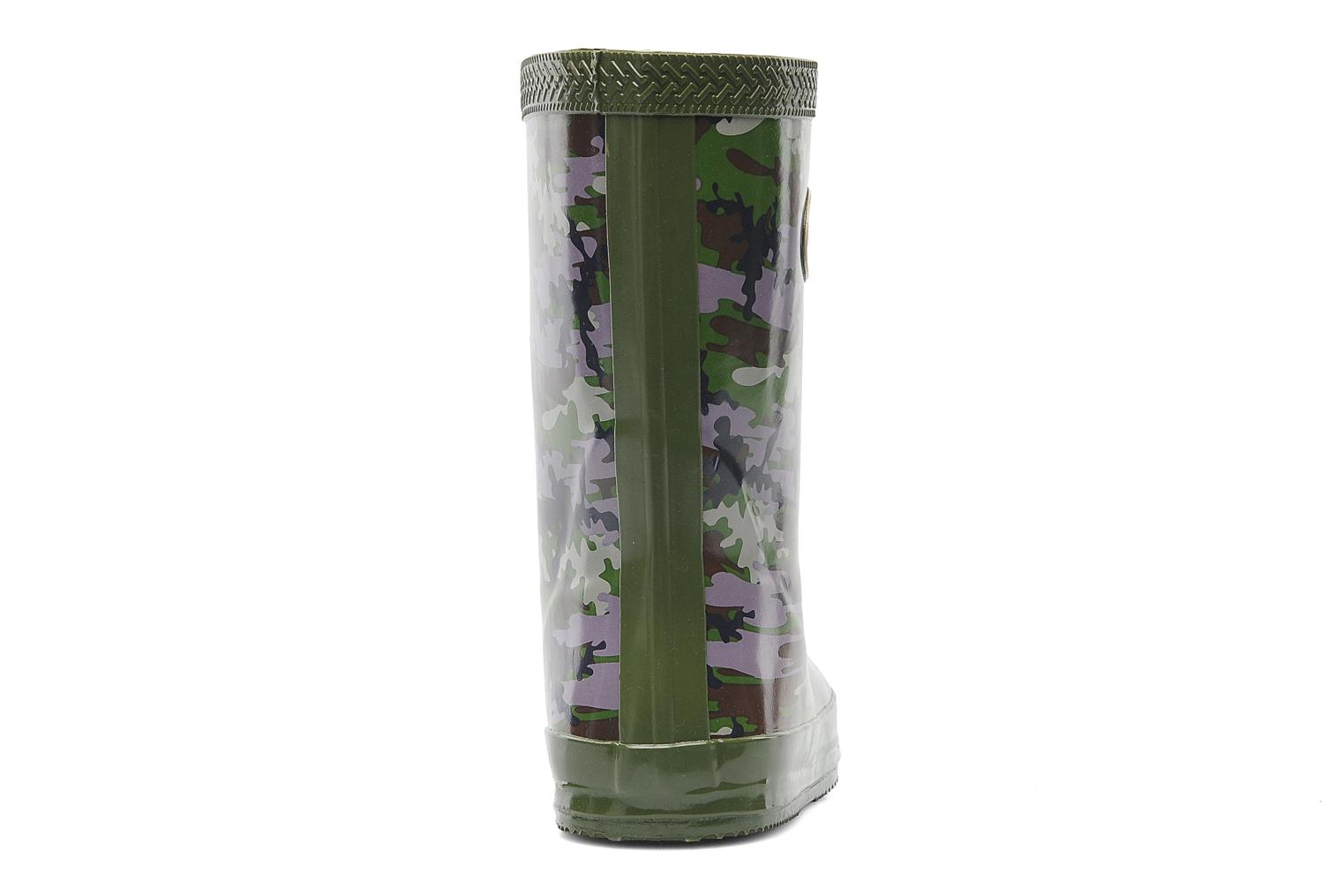 Boots & wellies Havaianas Aqua Kids Camuflada Green view from the right