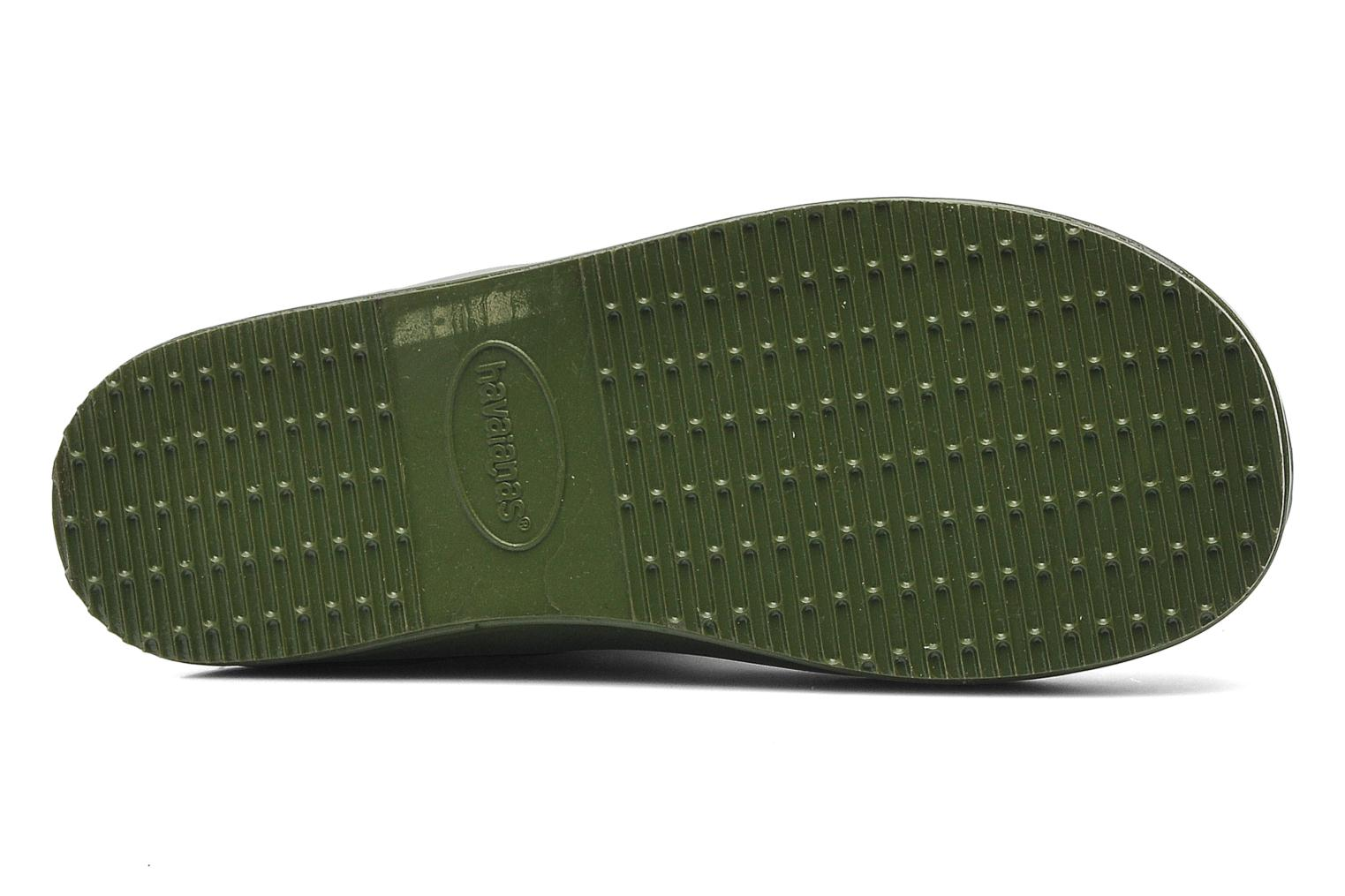 Boots & wellies Havaianas Aqua Kids Camuflada Green view from above
