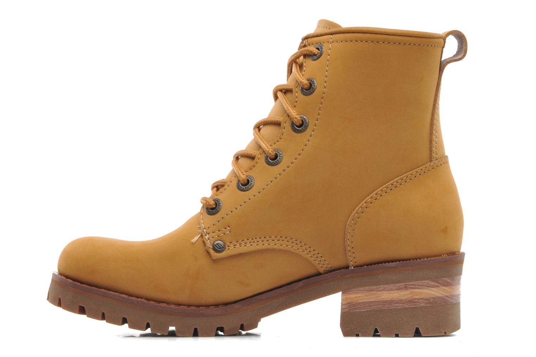 Boots en enkellaarsjes Skechers Laramie 2 47808 Bruin voorkant