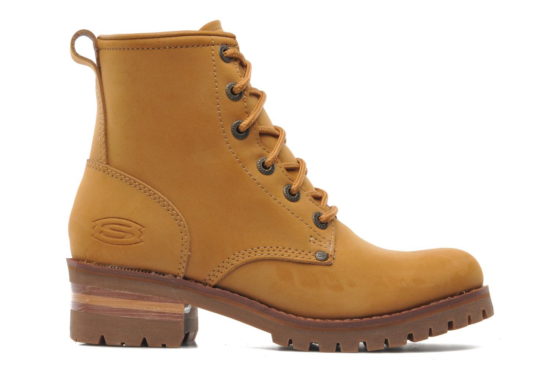Boots Skechers Laramie 2 47808 Brun bild från baksidan