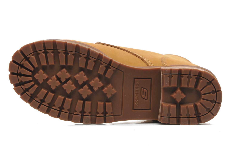 Boots Skechers Laramie 2 47808 Brun bild från ovan
