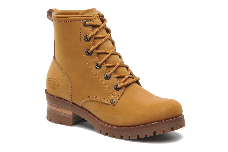 Boots Skechers Laramie 2 47808 Brun detaljerad bild på paret
