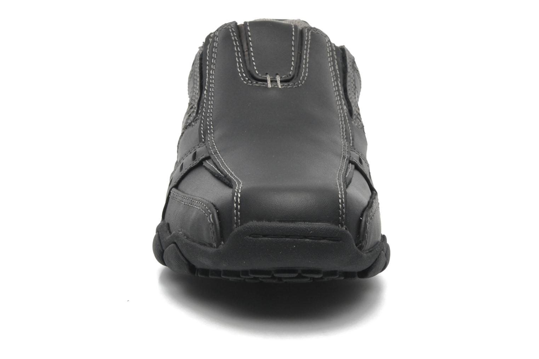Baskets Skechers Diameter Garzo 62895 Noir vue portées chaussures