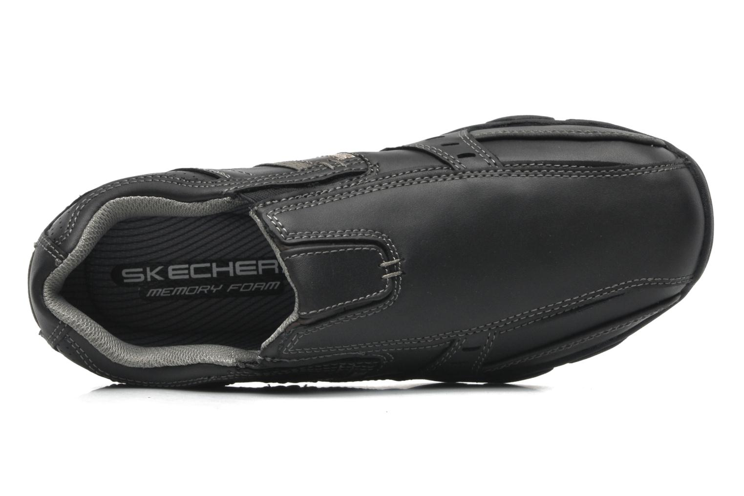 Sneakers Skechers Diameter Garzo 62895 Zwart links