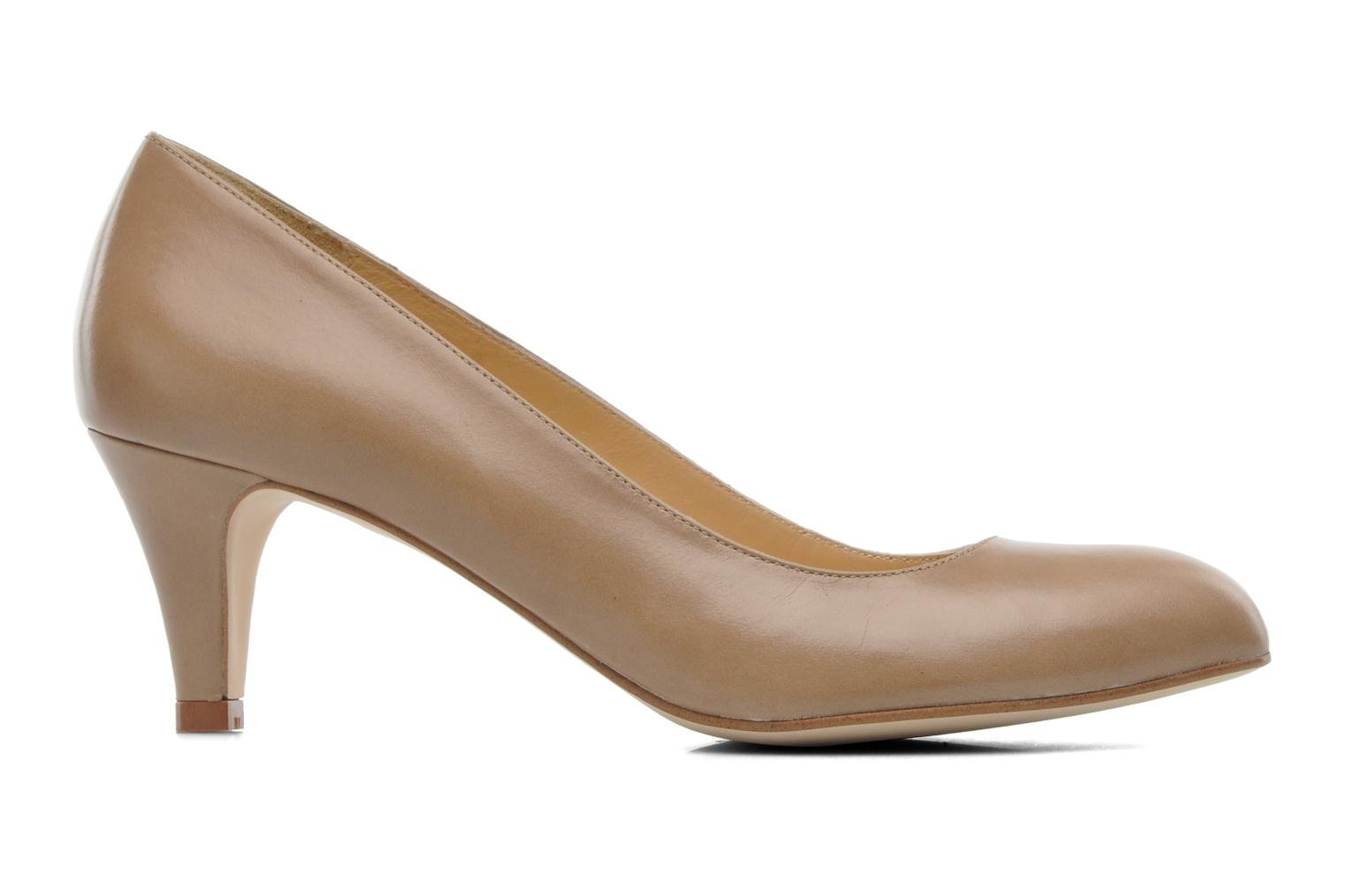 High heels Jonak Issine Beige back view