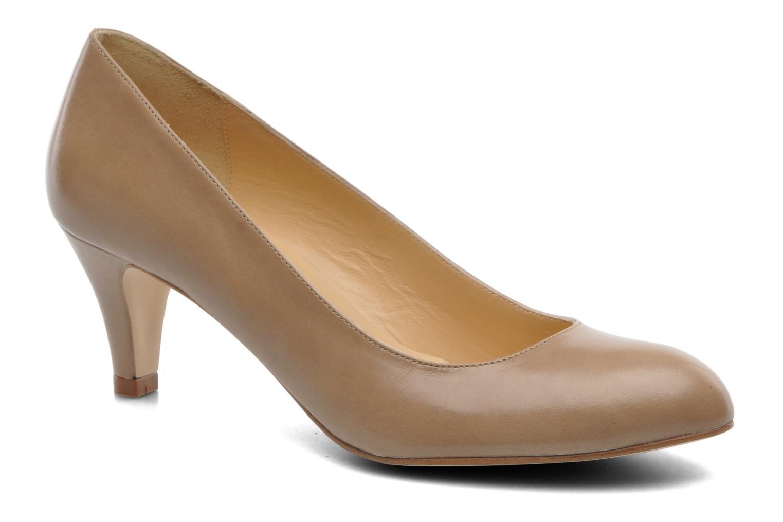 Høje hæle Jonak Issine Beige detaljeret billede af skoene