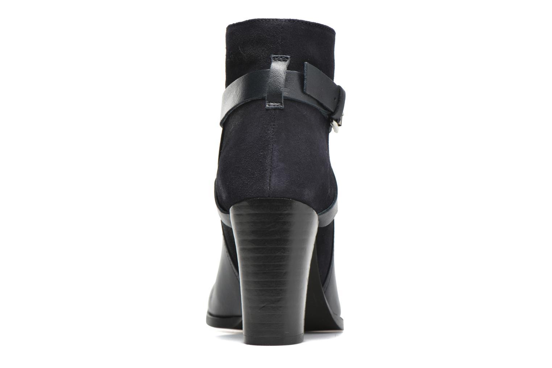 Bottines et boots Jonak Drakos Bleu vue droite