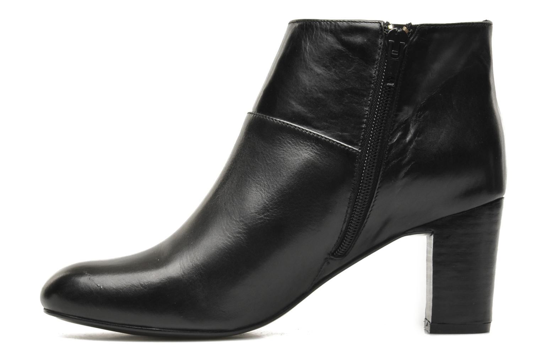 Bottines et boots Jonak Donain Noir vue face