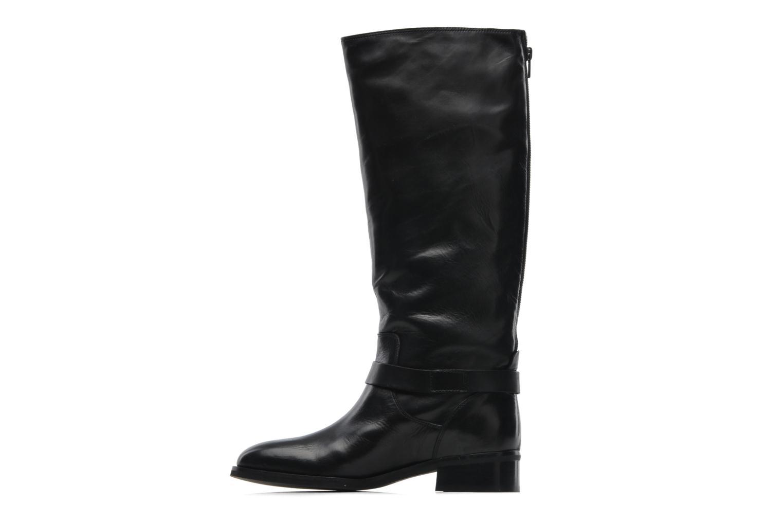 Boots & wellies Jonak Quidam Black front view