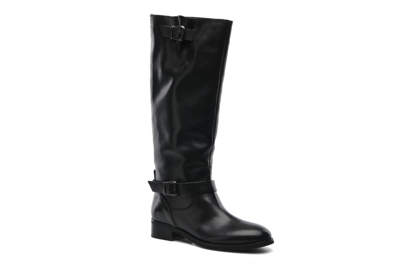 Boots & wellies Jonak Quidam Black detailed view/ Pair view