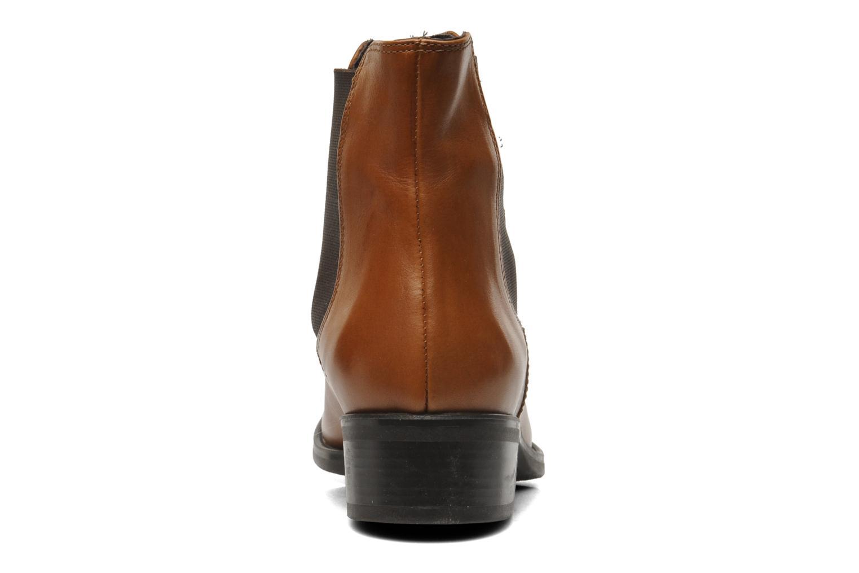 Bottines et boots Jonak Sabine Marron vue droite