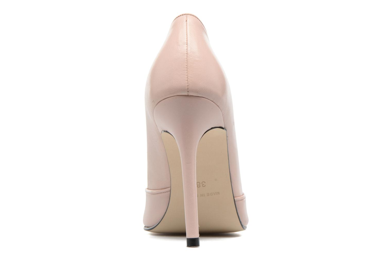 Zapatos de tacón Georgia Rose Fillotte Rosa vista lateral derecha