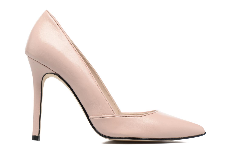 Zapatos de tacón Georgia Rose Fillotte Rosa vistra trasera