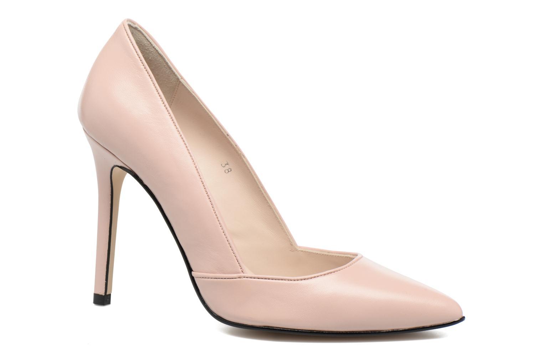 High heels Georgia Rose Fillotte Pink detailed view/ Pair view