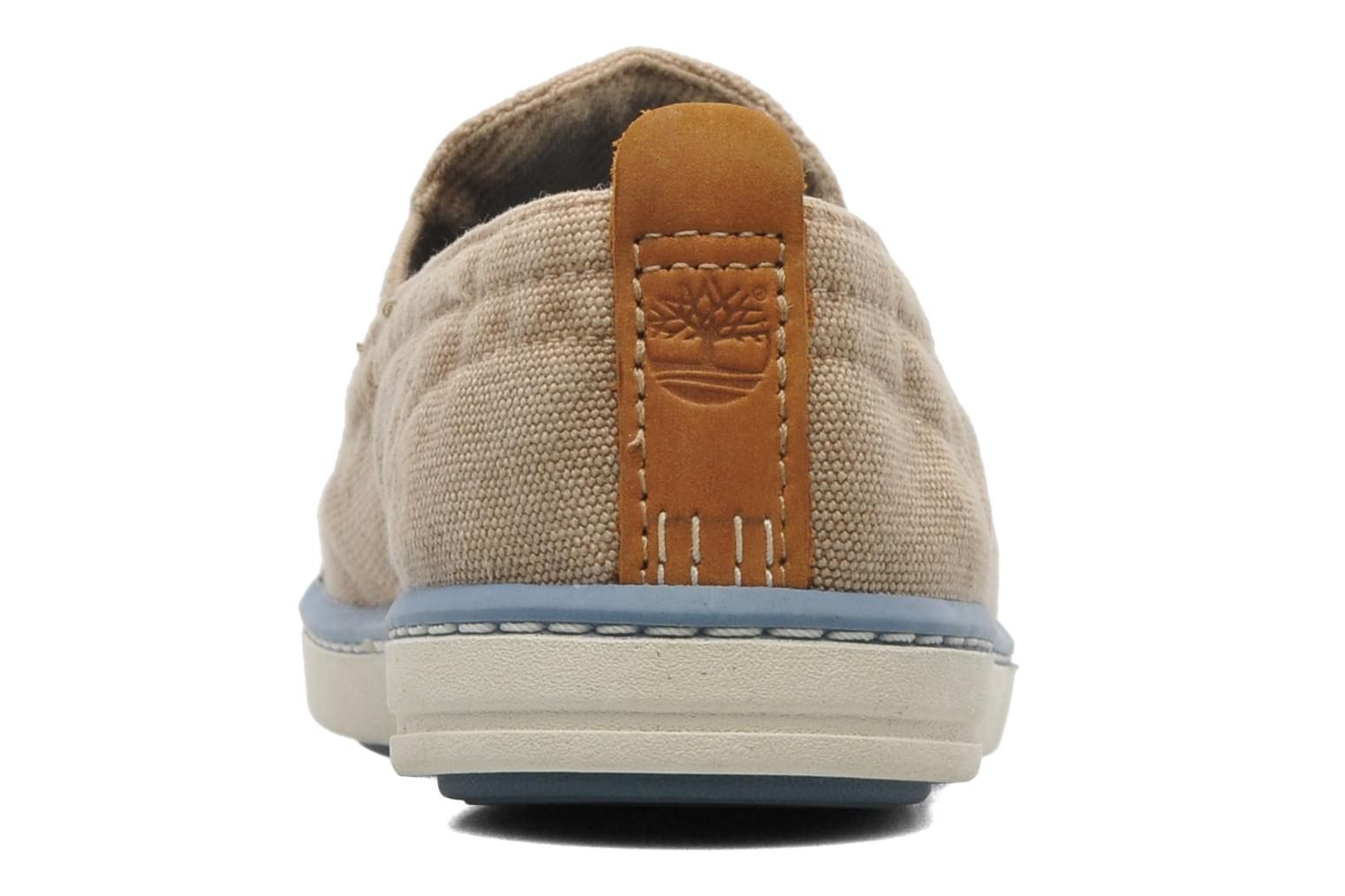 Sneakers Timberland Hookset S/O Earthkeepers Beige rechts