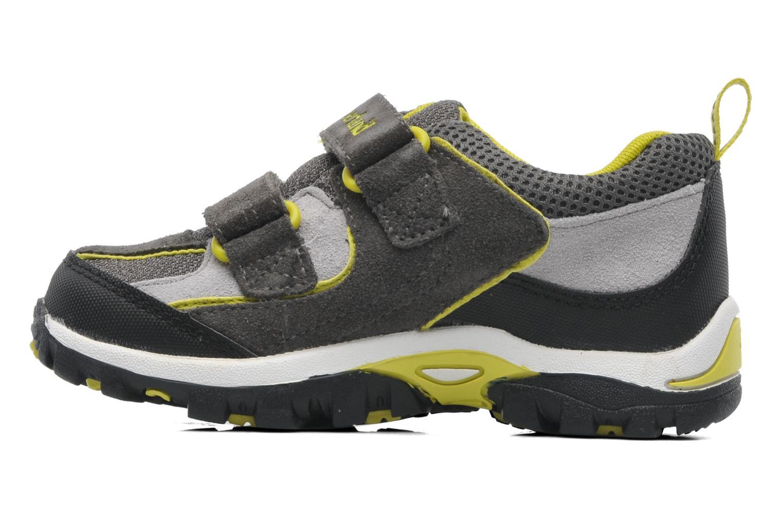 Sneakers Timberland Cranmore GTXH LOX Grijs voorkant