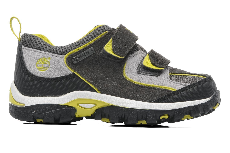 Sneakers Timberland Cranmore GTXH LOX Grijs achterkant