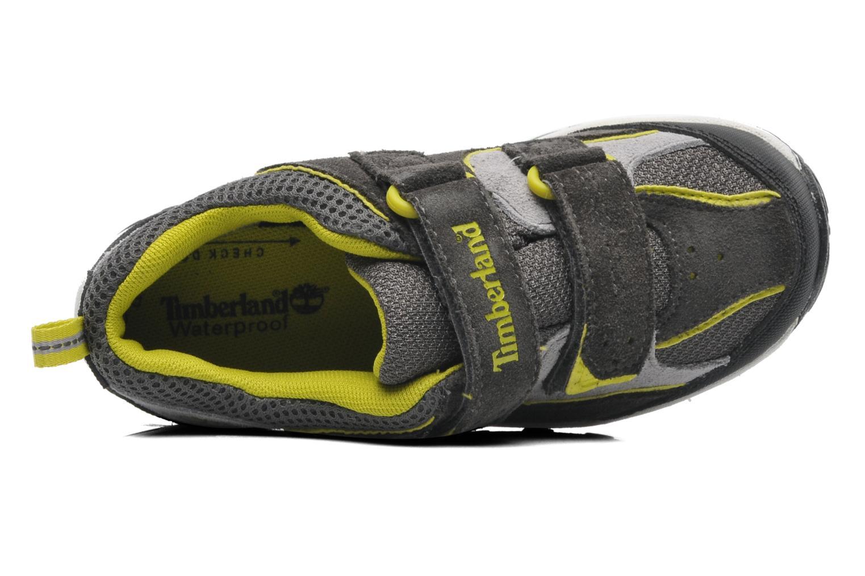 Sneaker Timberland Cranmore GTXH LOX grau ansicht von links