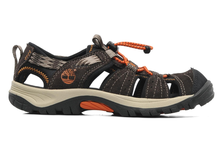 Sneaker Timberland BELKNAP SNDL EK braun ansicht von hinten