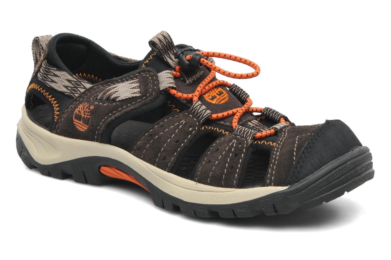 Sneaker Timberland BELKNAP SNDL EK braun detaillierte ansicht/modell
